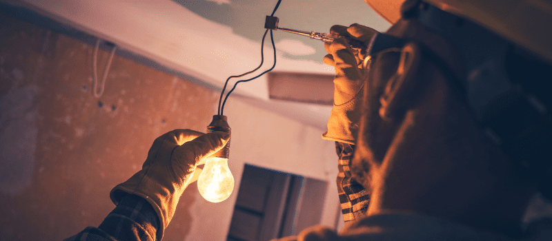 Renoveren van elektra netwerk breda